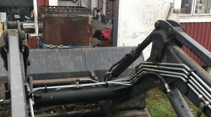 Traktorin viimeinen päivä